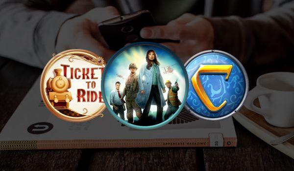 Spel - Boardgames... op je smartphone (deel 1)