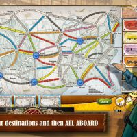 Foto Ticket To Ride