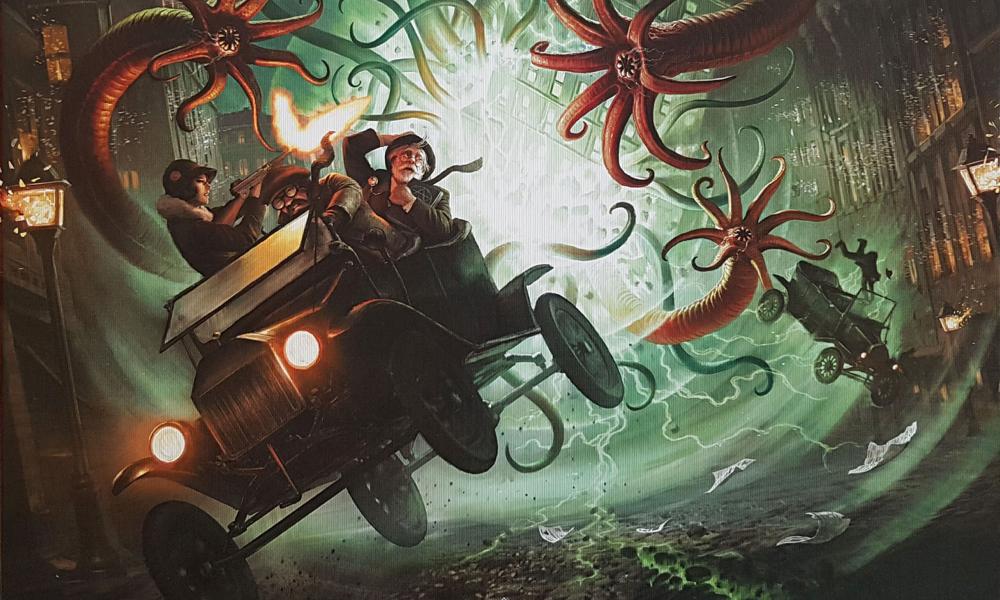 Spel - Arkham Horror