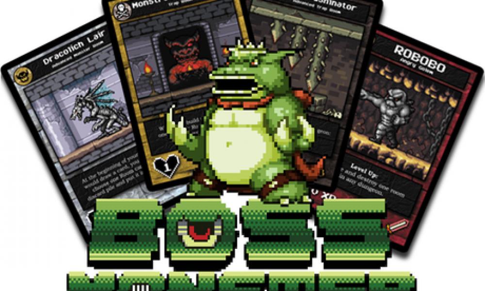 Spel - Boss Monster: een baas van een spel