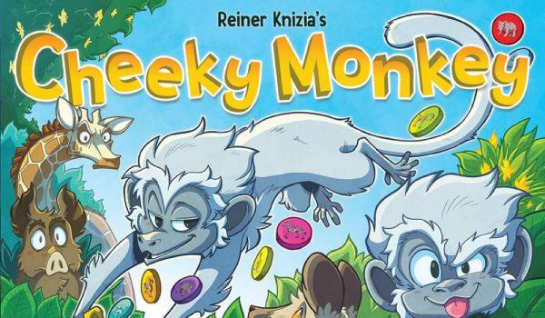 Spel - Het geniepige aapje