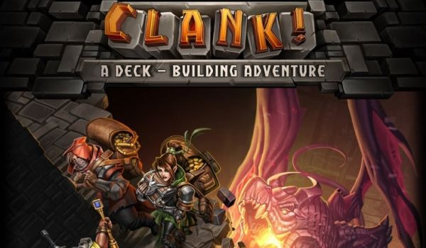 Spel - Clank! A Deck-Building Adventure
