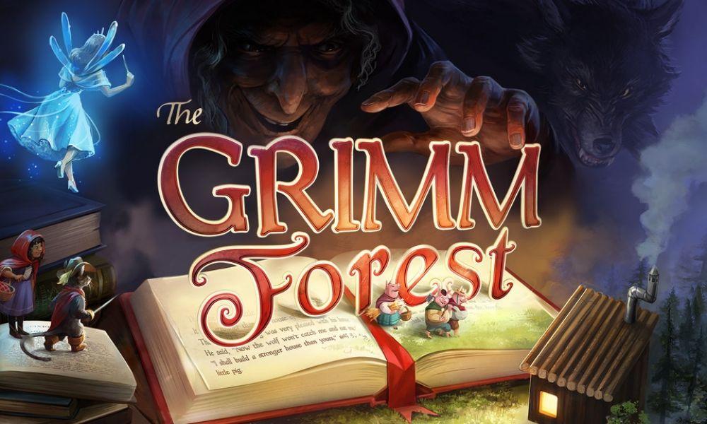 Spel - Bouw jij als eerste je huisje in the Grimm forest