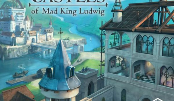 Spel - Between Two Castles of Mad King Ludwig