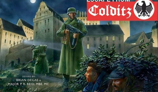Spel - Deranged Review ~ Colditz