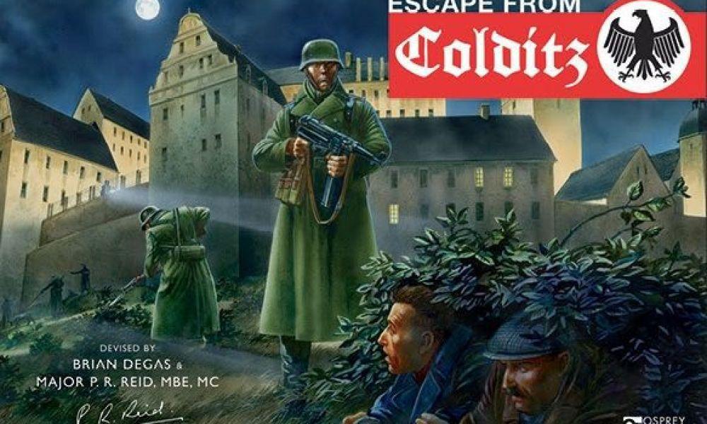 Spel - Deranged Review ~ Colditz