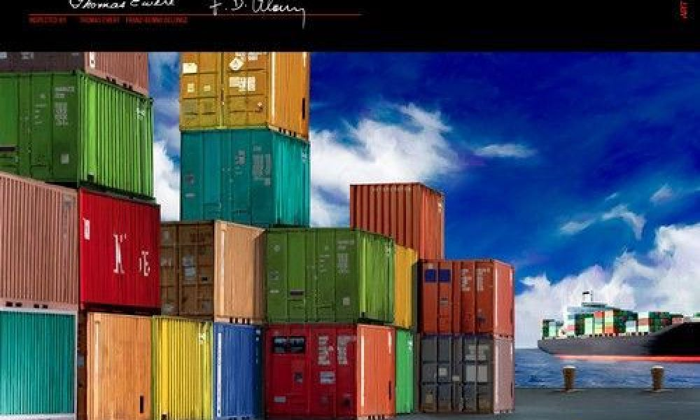 Spel - Deranged Review ~ Container