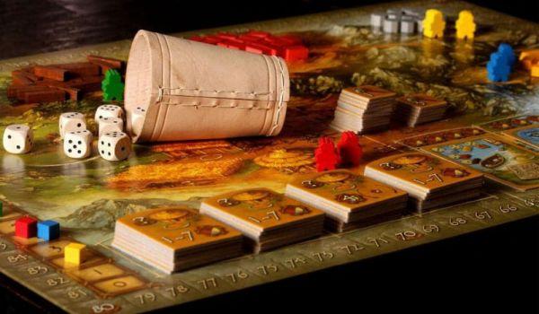 Spel - Terug in de tijd met Het Stenen Tijdperk