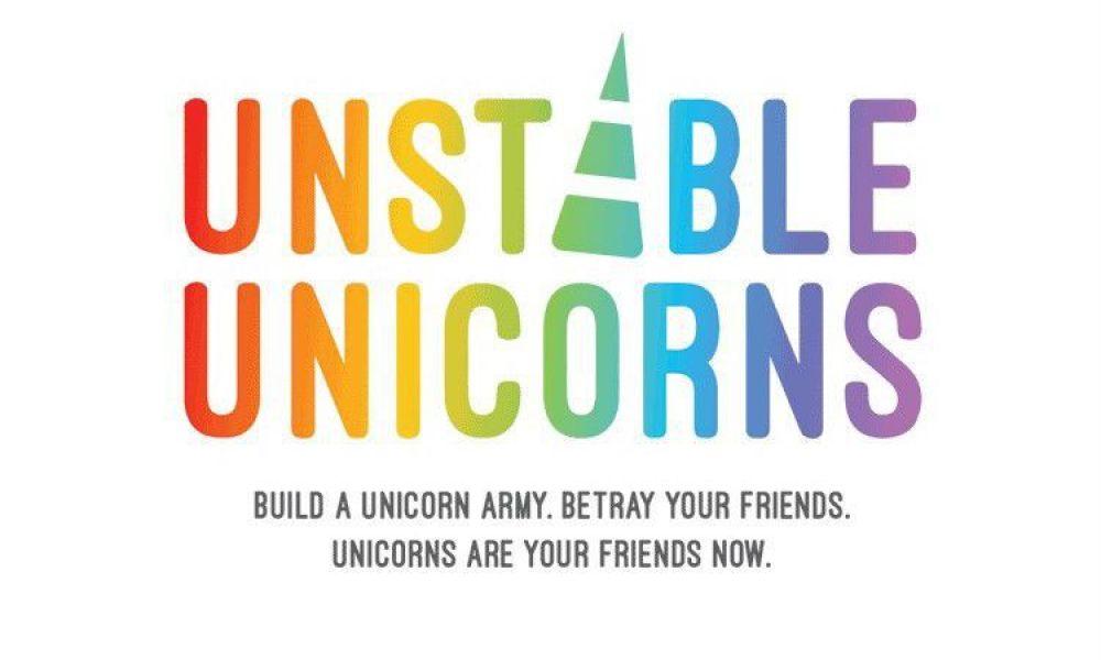 Spel - Unstable Unicorns