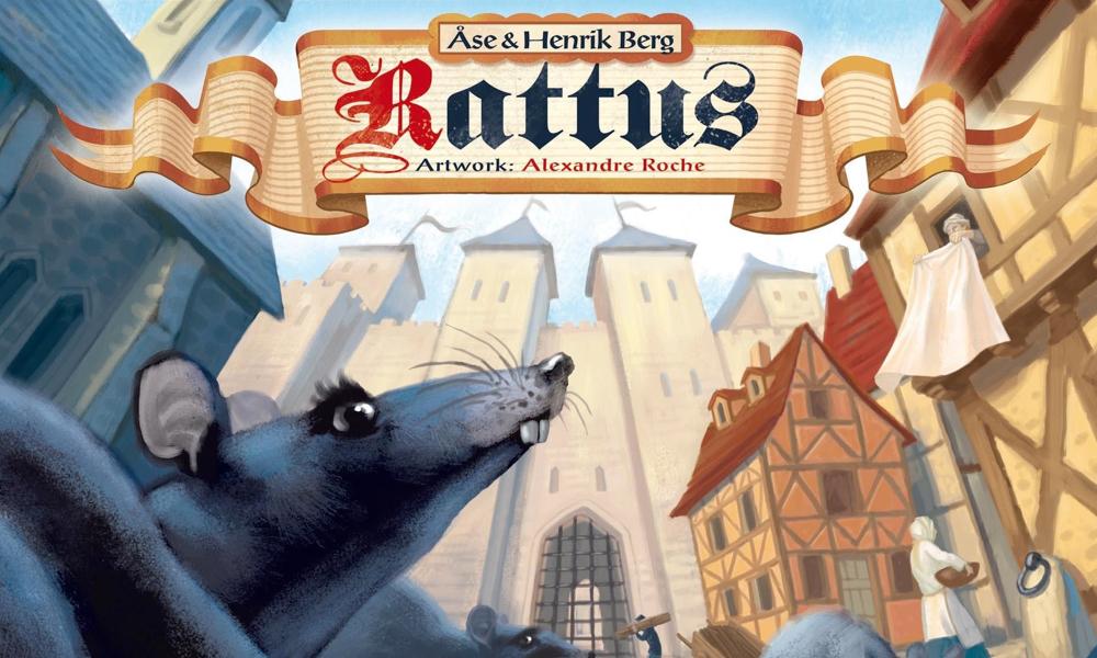 Spel - Rattus
