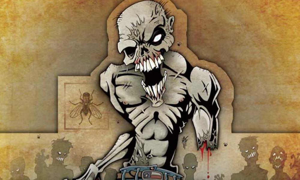 Spel - Zombie Dice!